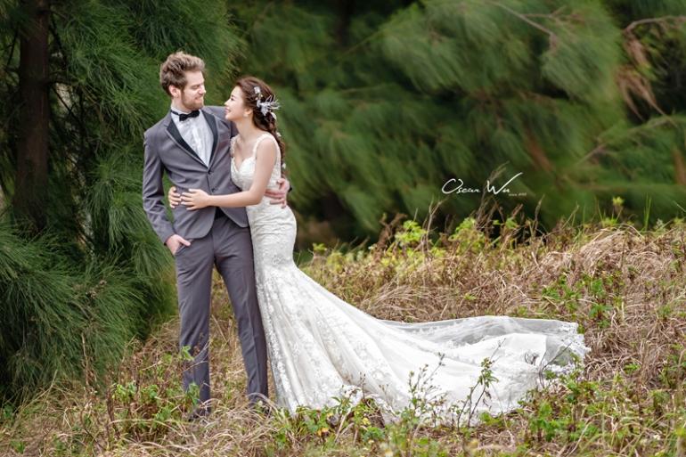 林家花園婚紗